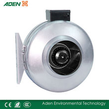 Circle Duct Fans, Ball Bearing motor with low temperture rise, professional centrifugal China Manufacturer (ADR10M-25A)