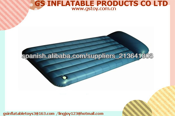 Pvc inflable doble redonda superior para la venta cama de - Doble cama para ninos ...
