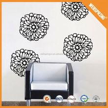 Long performance life waterproof PVC sticker wall tattoos