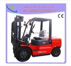 electric/diesel forklift price competitive 1.5 ton 3 ton forklift