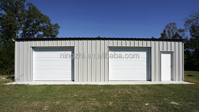 Portable metal building kits steel kits portable metal for Cheap barn kits