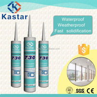 Acetoxy sealant for architectural applications sealing window frame