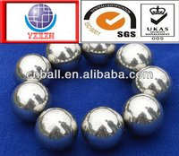 2015 best sell 5mm 6mm magnetic stainless steel ball for cars parts
