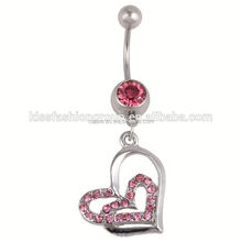 belly studs navel rings body piercing jewelry Stainless steel sexy navel piercing ecuador hats