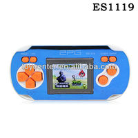 16 bit digital Multicolor LCD handheld game player