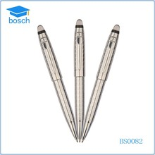 Custom logo printing pen,nice writing ball pen metal pen ballpoint
