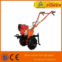 good quality easy operation hand cultivator for sale