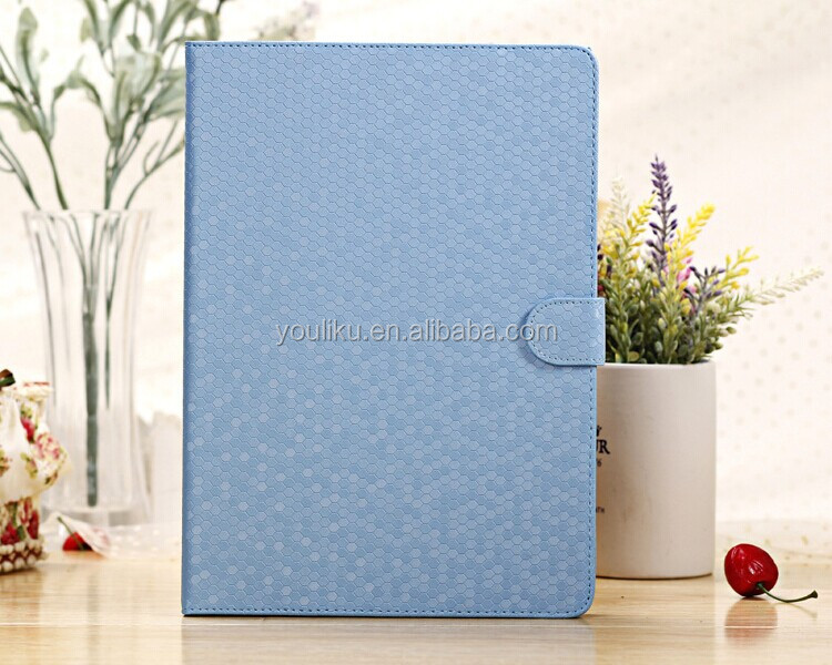 Luxury Bling Crystal Shimmering Diamond Magnetic Flip Leather Case Cover For IPad mini