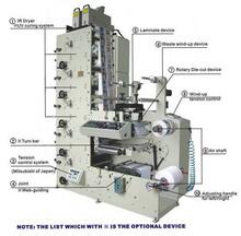 high resolution flexo printing machine