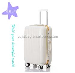 """ABS Trolley Luggage with TSA lock 20""""24""""28"""" /ABS fashion trolley case TSA"""