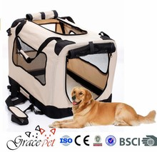 [Grace Pet] Easy Folding Pet Crate Indoor/Outdoor Dog Home/Carrier