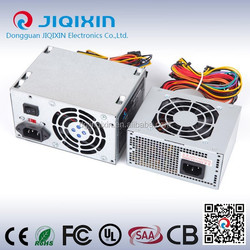 200W pc power supply 4pin 8cm fan mini size computer case