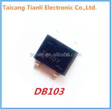 DB103 Bridge rectifiers (DB101-DB107) high quality stock price hot sale DB