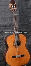 """all solid wood 39"""" classic guitar"""
