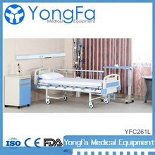 A1 YFC261L Two function medical clinic bed, medical hospital bed, manual bed