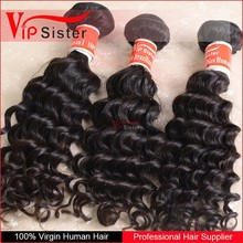 100 human hair weave brands with full cuticle in same direction preventing shedding and tangling