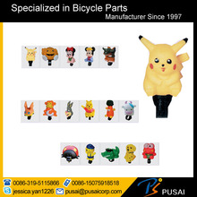 mini lovely cartoon bicycle bell for kids