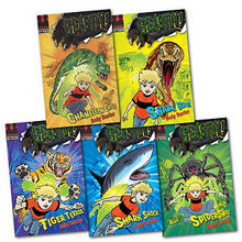 Andy Baxter's Beastly! Collection 5 Books Set