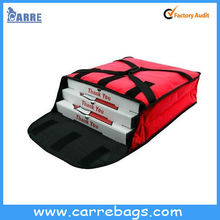 hot pizza warmer bag heating pizza delivery bag