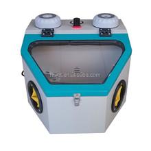 220V Dental Sandblasting Equip Jewelry Sandblasting Machine with 3 Pens