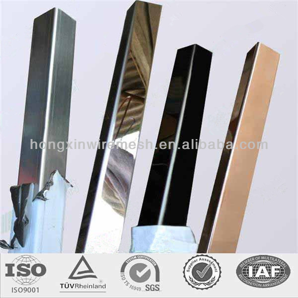 Stainless Steel Corner Bead : Wholesale decorative stainless steel metal corner bead