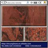 Hot sale natural red laminate countertops