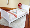 new born baby bed cot prices with safety standard-