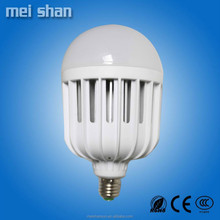 Led bulb E27 26w Aluminum and Plastice body lamp for LED plastic bulb
