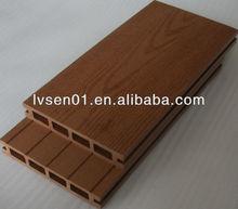 water proof high density wood plastic composite/wpc flooring deck wpc flooring