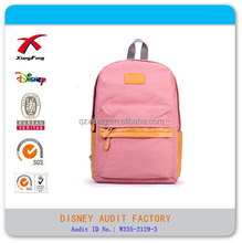 High Quality Customized Polyester kids school bag