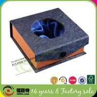 China wholesale cheap custom logo printed jewelry box jtf