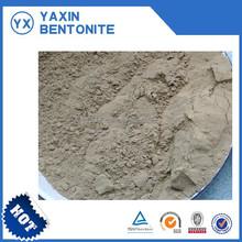 2015 hot sales bentonite powder ceramics
