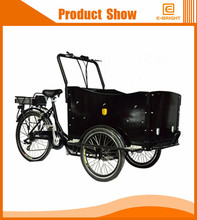 Brand new truck cargo rubbish tricycle made in China
