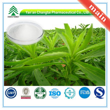 Manufacturer Supply GMP Certificate 100% Pure Natural bulk pure stevia extract
