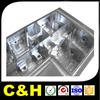 Precision cnc machining parts milling aluminum parts cnc machine price in india