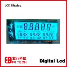 Custom texi lcd meter car dvd