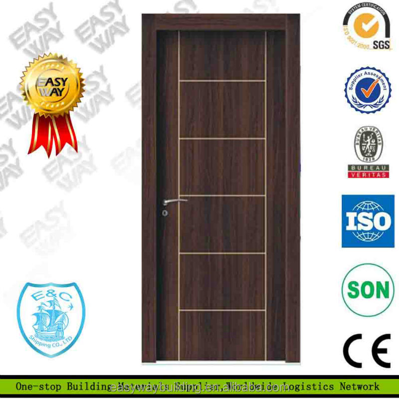 Wooden flash door designs 2014 buy modern bedroom door for Bed room gate design