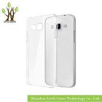 For Samsung Galaxy E7 E700 Ultra-thin Transparent Crystal Clear Hard Case Free Shipping