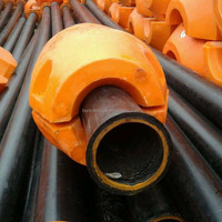 UHMWPE/HDPE Floats/floaters dredging pipe