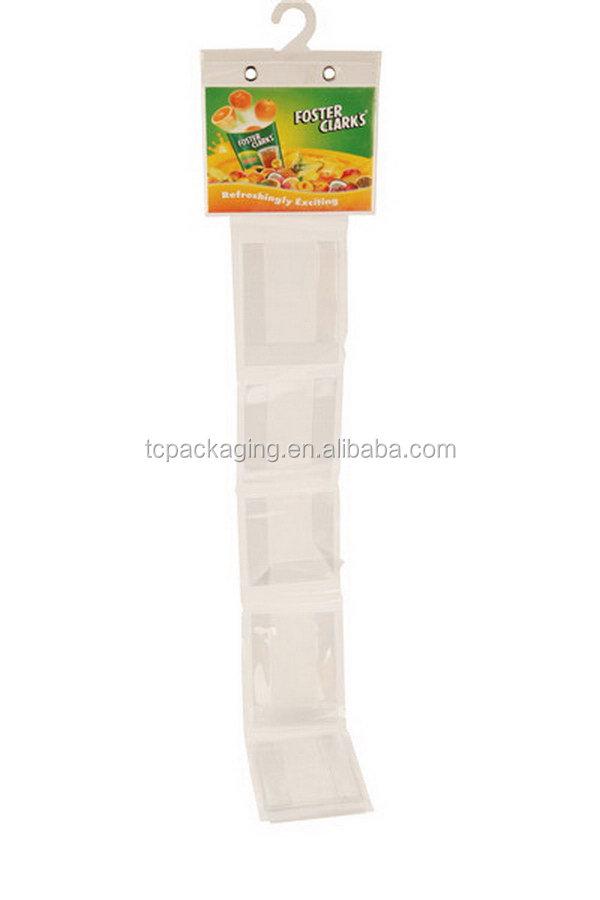 PVC packagage bag 14075
