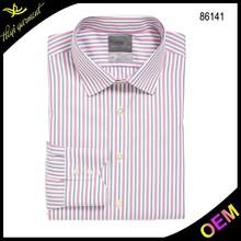 2015 new designer wholesale light blue denim shirt for men
