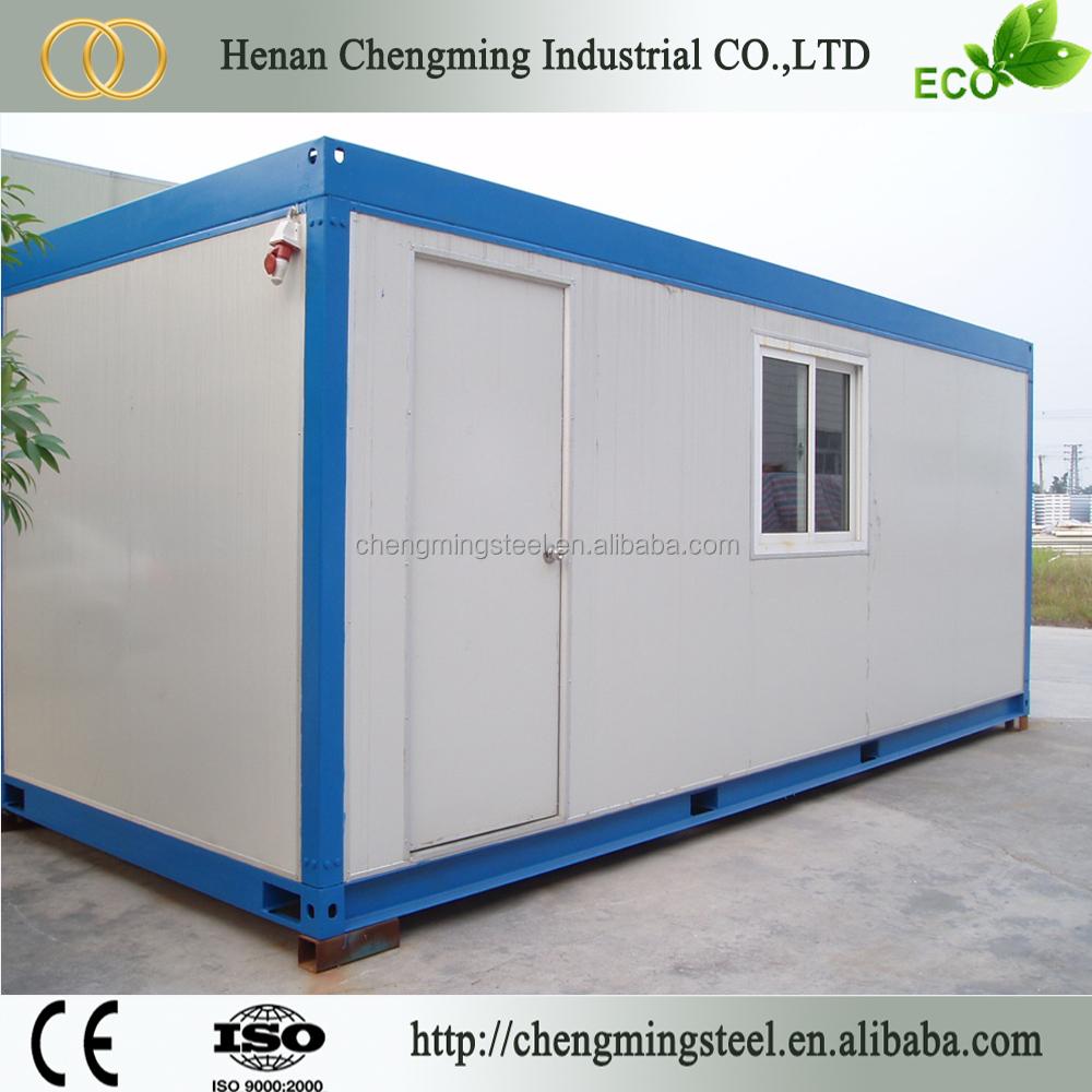 Chine meilleur fournisseur Prebulit Recyclable maroc acier préfabriqué accueil