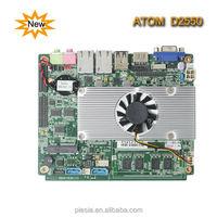 Intel 1.86ghz Motherboard Low comsumption 10w Atom Motherboard