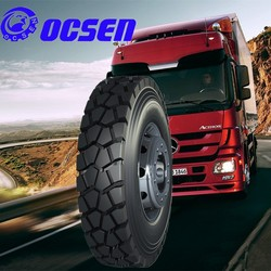 Alibaba new factory high performance off the road truck tyre