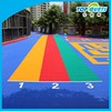 Factory price environmental floor for kindergarten playground
