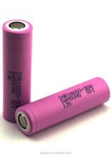 New INR18650 30Q Samsung 18650 3000mAh 15A High Power Battery alkaline battery
