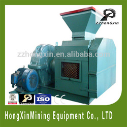 High efficiency roller briquette ball press machine, new type ball pressing machine