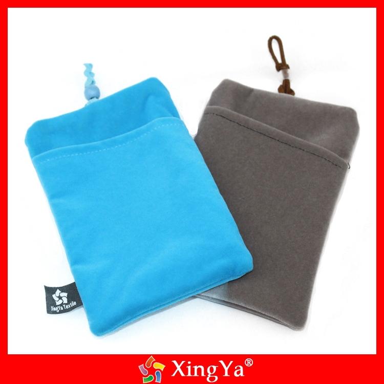 2015 China microfiber cellphone pouches, sunglass pouch, custom dust ...