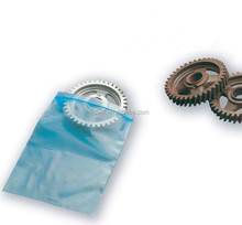 anti static VCI zip lock plastic bag for Multiple-metal components
