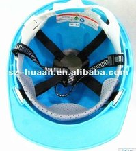 4-point chin strap en397 industrial safety helmets